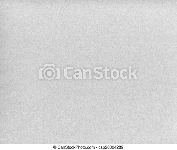 White or light gray paper texture or background
