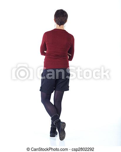 婦女, 年輕, 成人 - csp2802292