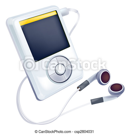 Mp3 player - csp2804031