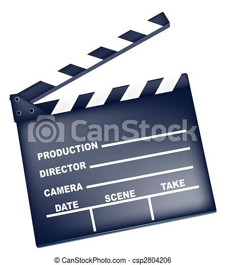 film prop - csp2804206