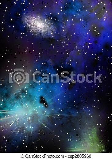 Space - csp2805960