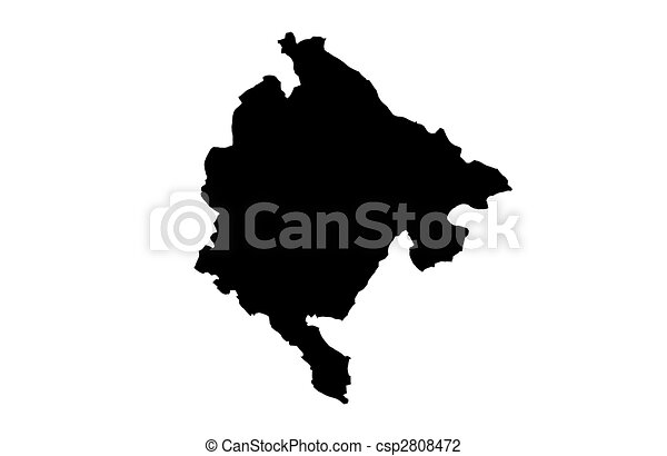 Montenegro - csp2808472