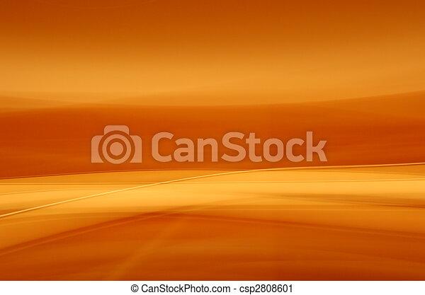 Amber background - csp2808601