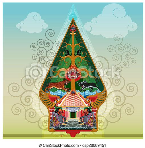 Tree of life - csp28089451