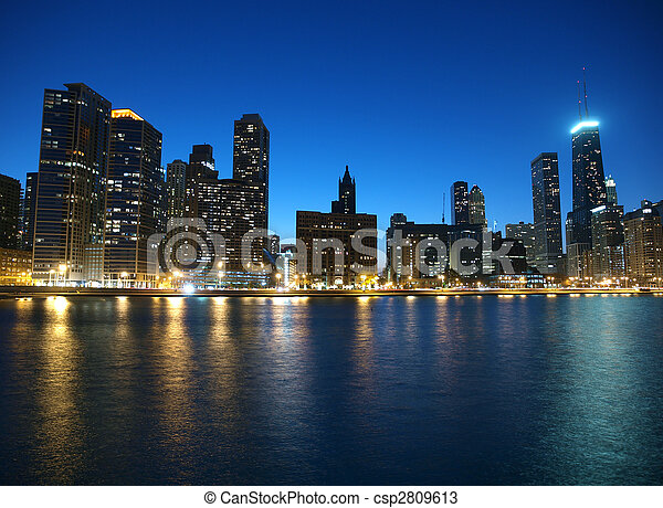 Chicago Illinois - csp2809613