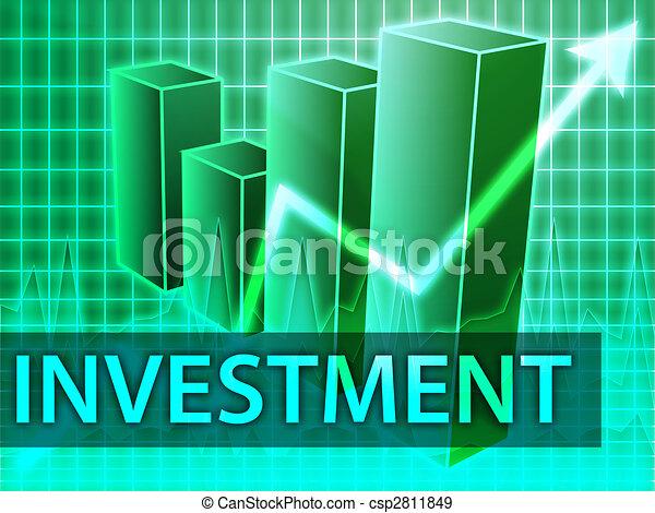 Investment finances - csp2811849