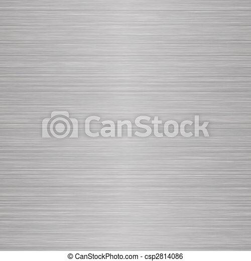 Seamless Brushed Metal - csp2814086