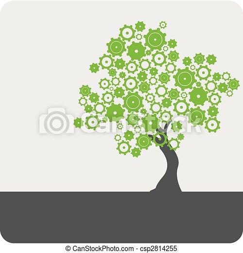 Green Industry - csp2814255