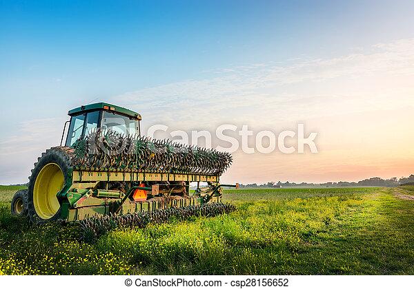 Maryland farming