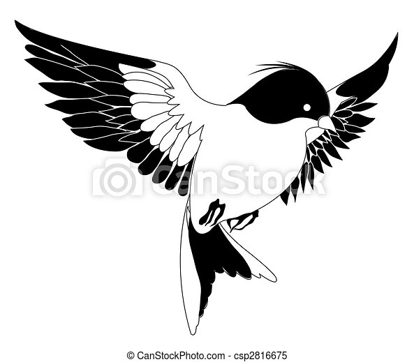 bird - csp2816675