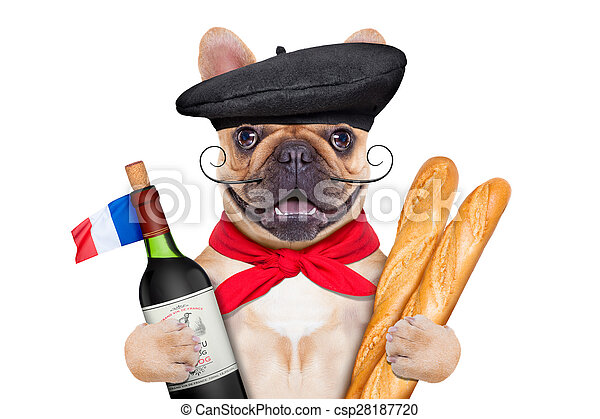 French Beret For Small Dog