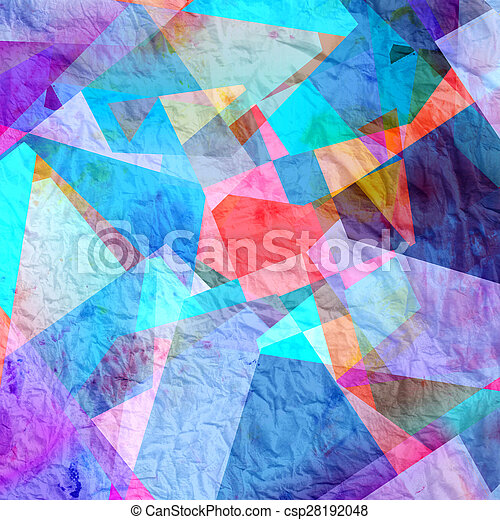 abstract background - csp28192048