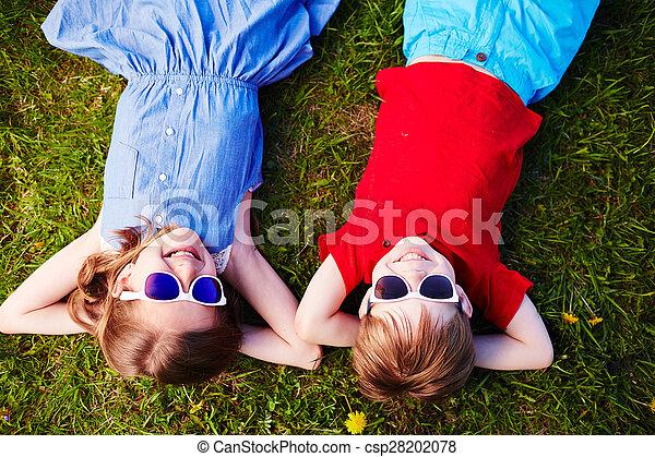Summer relax - csp28202078