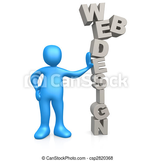 Web Design - csp2820368
