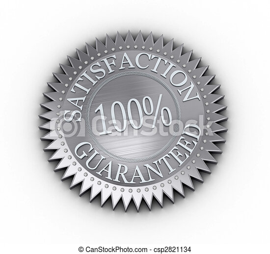 Satisfaction Guarantee - csp2821134