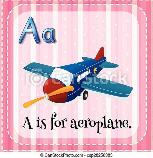 Aeroplane - csp28258385