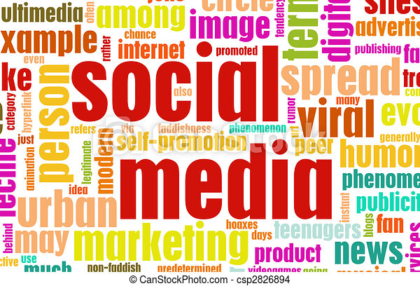 Social Media - csp2826894