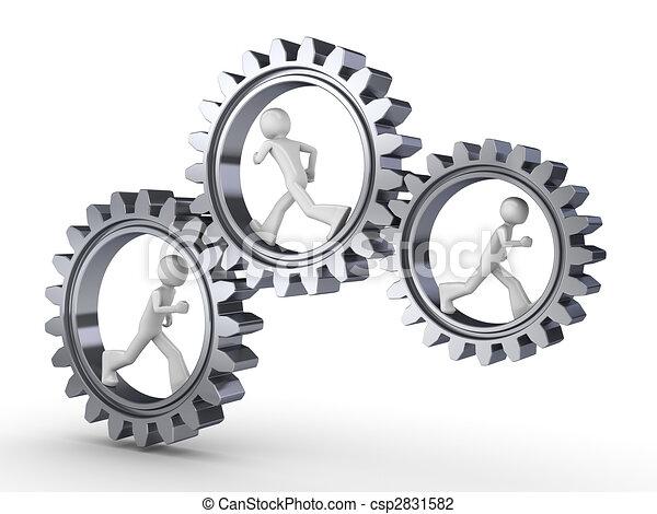 Team power - csp2831582