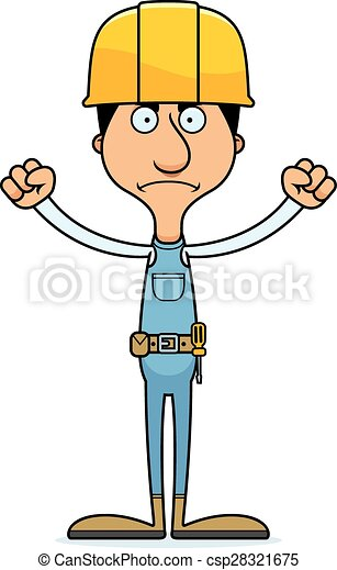 angry worker clipart - photo #20