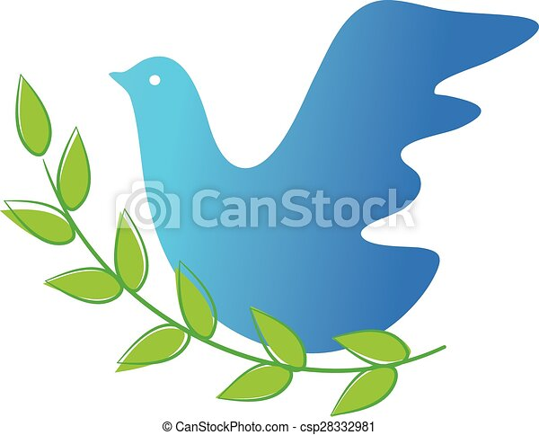 peace dove - csp28332981