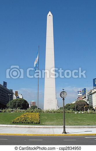 Obelisco - csp2834950