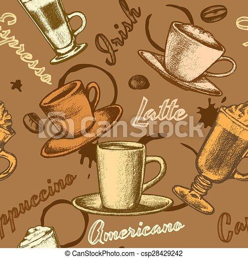 Coffee - csp28429242