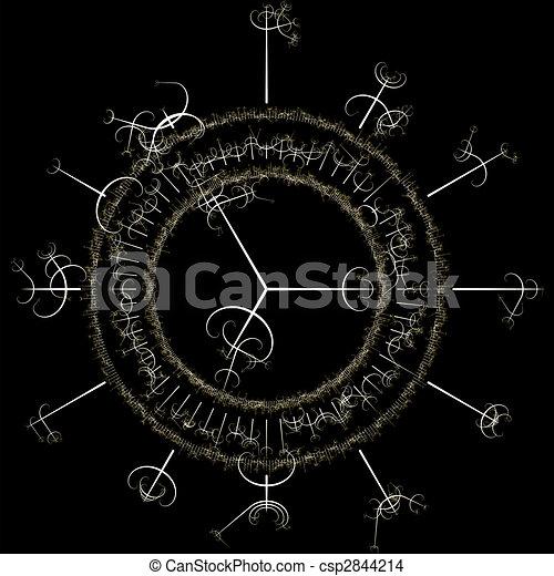 Witchcraft Art Witchcraft forbidden spell