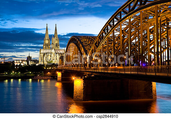 Cologne Cathedral - csp2844910