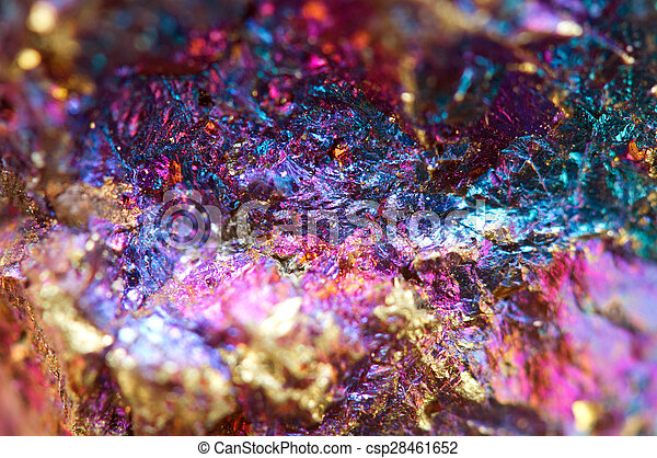 Abstract background from a metal mineral. Rather unique macro photo, for your successful business design. Extreme closeup. Macro