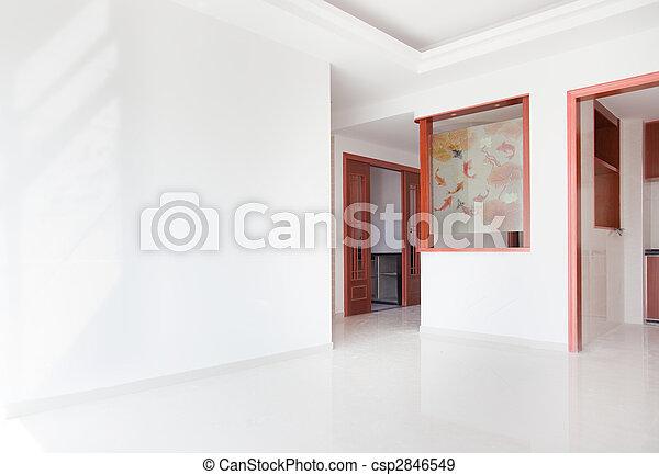 Modern architecture - csp2846549