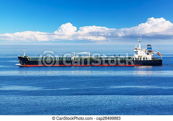 químico, navio,  Industrial, petroleiro, óleo - csp28499883