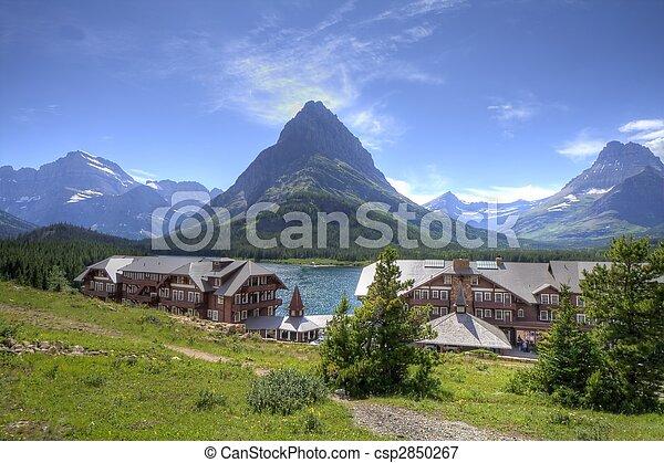 montanha, chalé - csp2850267