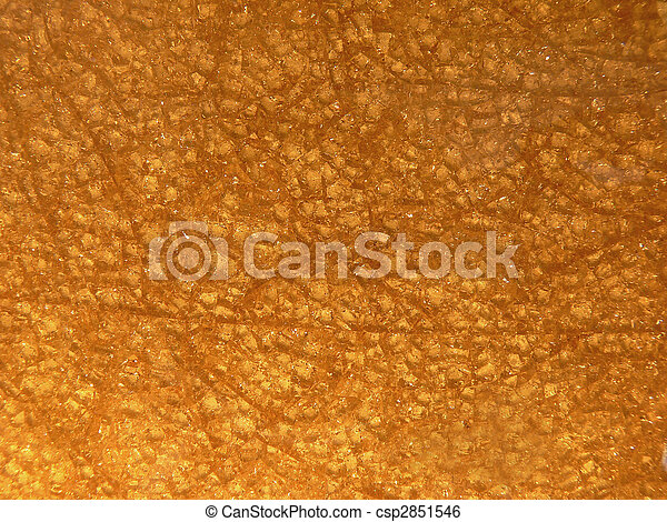 Crackle Glass-Yellow - csp2851546