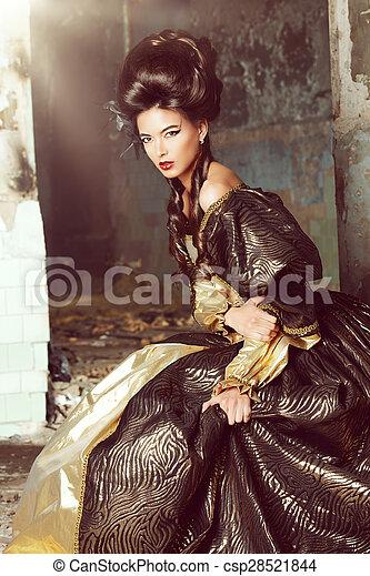 majestic lady