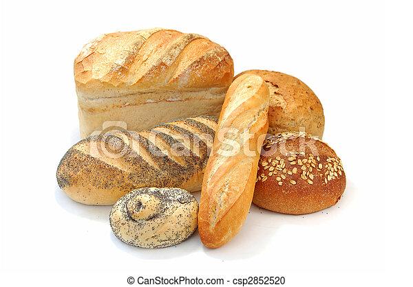 Breads - csp2852520