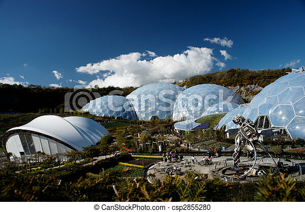 Eden Project - csp2855280
