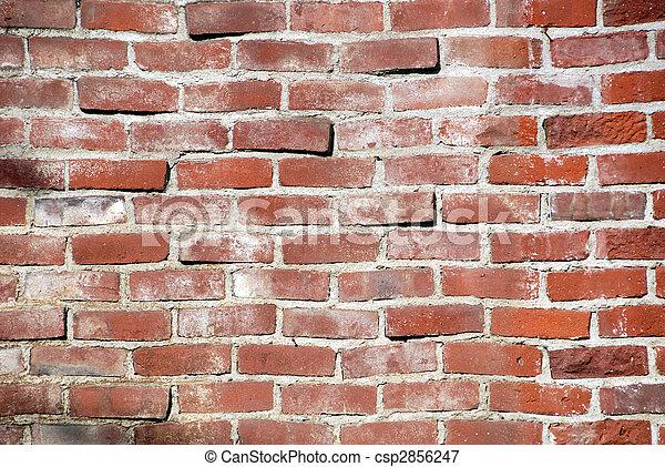 Old Brickwork Background - csp2856247