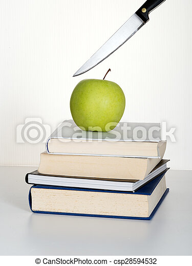 metaphor., 教育, way., 切割 - csp28594532