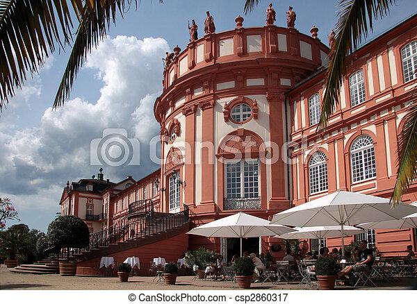 Biebrich Palace - csp2860317