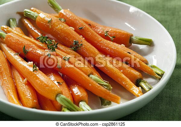 Baby Carrots - csp2861125