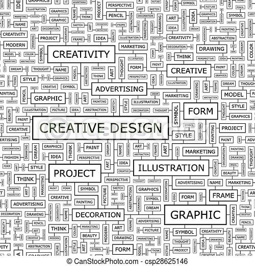 CREATIVE DESIGN - csp28625146