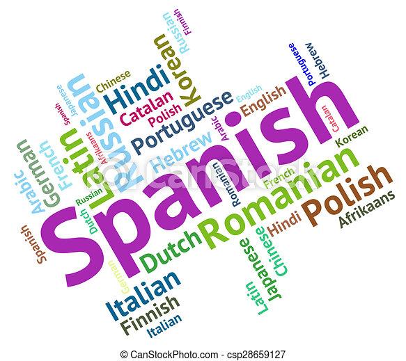 language word clip art - photo #26