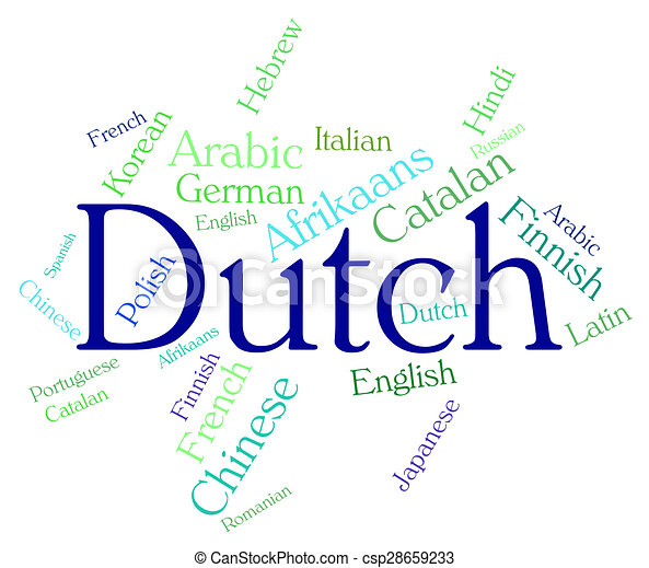 Dutch Sprache