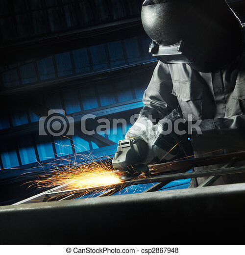 grinding after weld - csp2867948