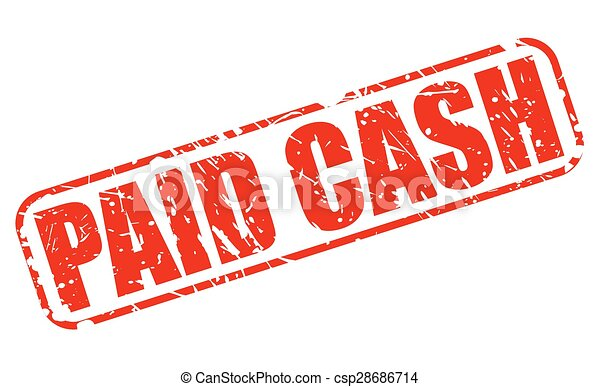Paid cash Clipart and Stock Illustrations. 1,284 Paid cash vector ...