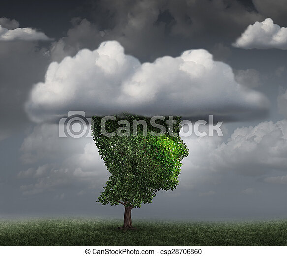 Head In The Cloud - csp28706860