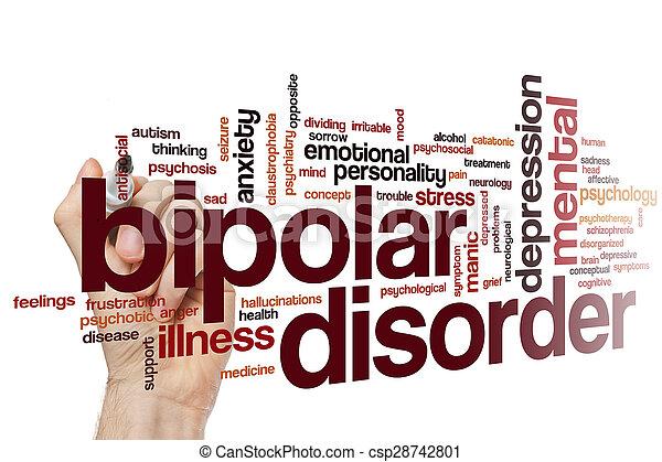 Bipolar Depression Clip Art