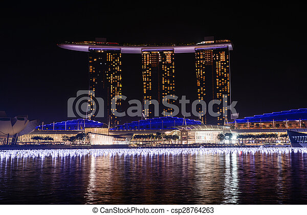 Modern architecture in Republic of Singapore