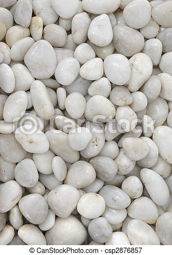 White stone background shot from directly above parallel. - csp2876857