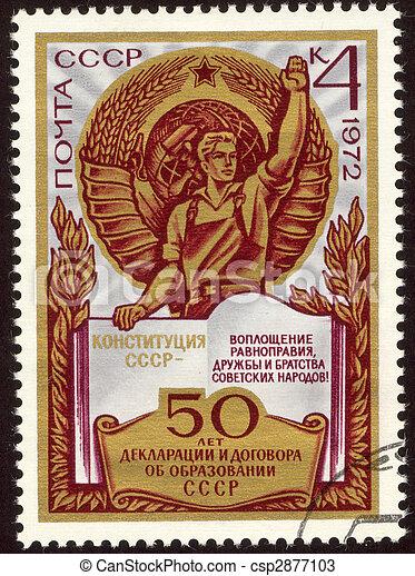 philatelic seventy five - csp2877103